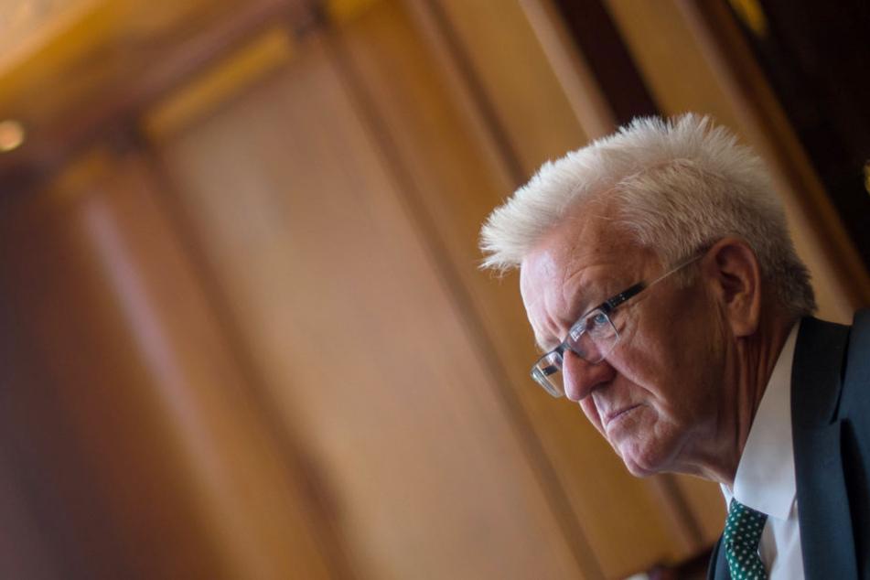 Winfried Kretschmann äußert sich erstmals über den grausamen Missbrauchsfall, der am vergangenen Dienstag vor Gericht verhandelt wurde.