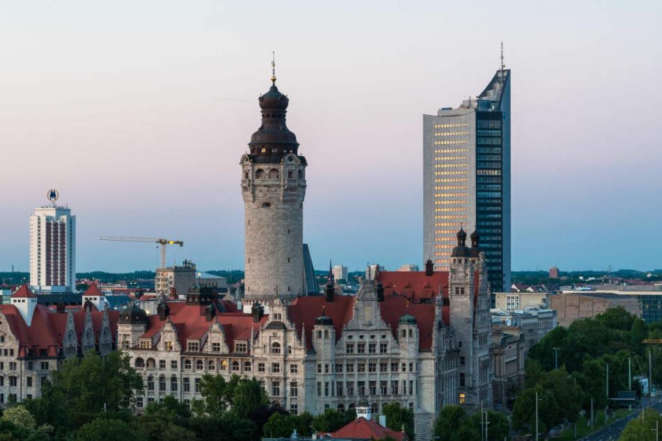 Zukünftig soll flächensparsamer in Leipzig gebaut werden.