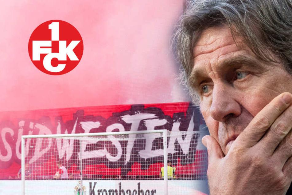 """""""FCK ist tot"""": Lautern-Fans nach Rausschmiss von Torwart-Legende Ehrmann außer sich"""