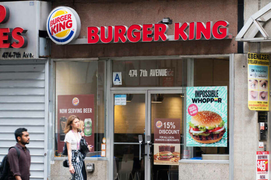 In 25 europäischen Ländern: Burger King bringt fleischlosen