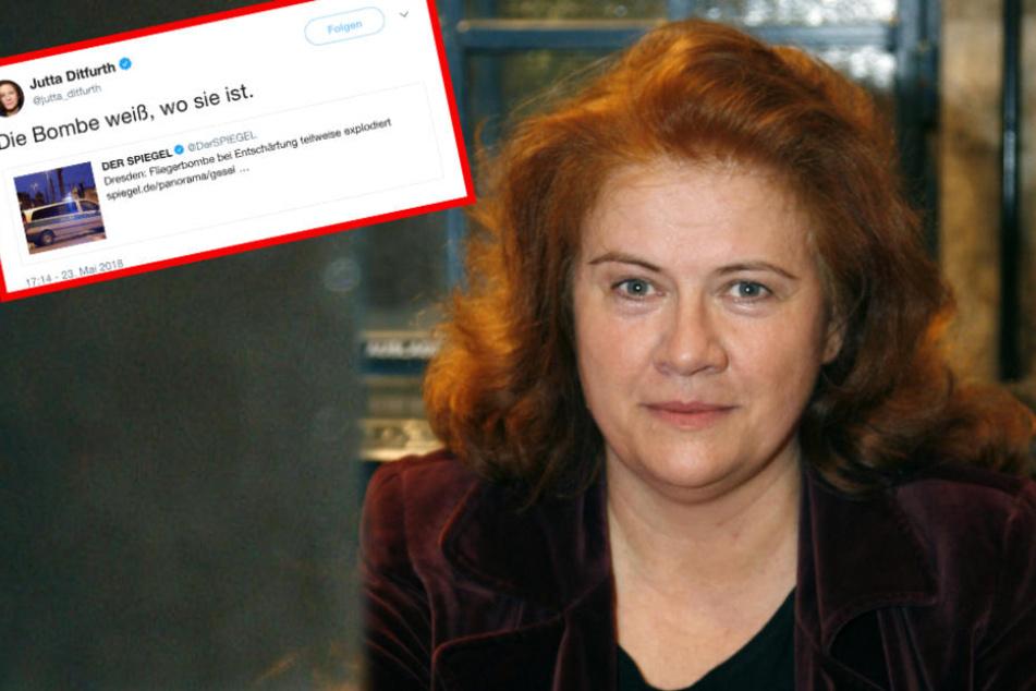 Frankfurter Politikerin schockt mit Tweet zu Dresdner Bombe