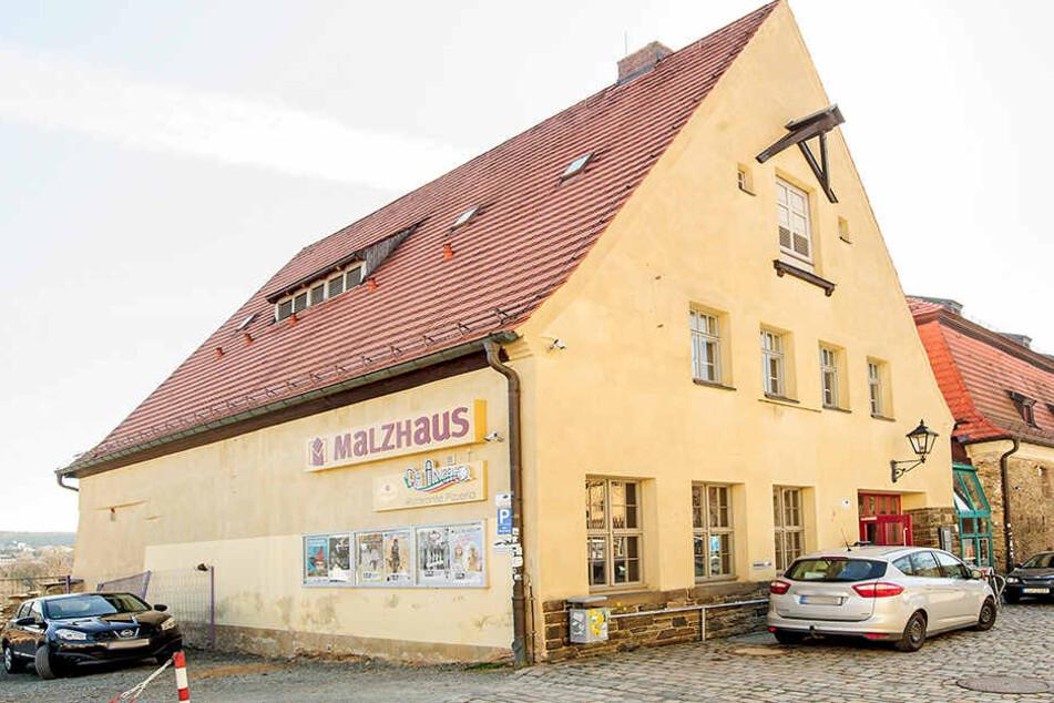 Die Schlägerei passierte im Malzhaus in Plauen.