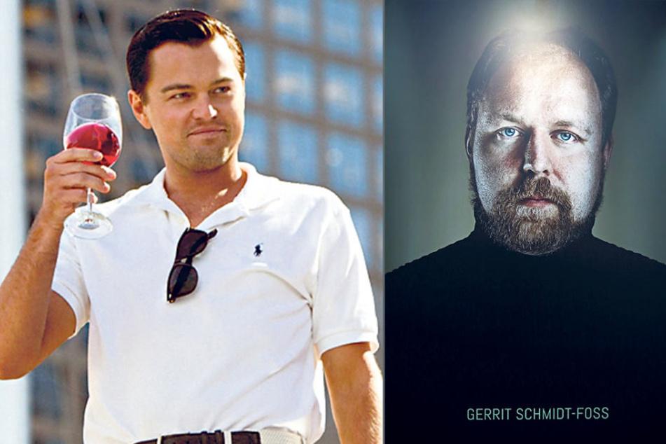 Auf die tolle Stimme von Gerrit Schmidt-Foß (41) kann Leinwandstar Leonardo  DiCaprio (42) nur anstoßen.