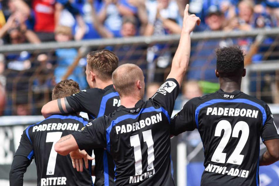 Kein einzige Montagsspiel hat der SCP zwischen dem dritten und dem achten Spieltag.