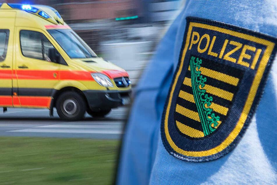 Bei Kontrolle: Zwei Polizisten angegriffen und verletzt