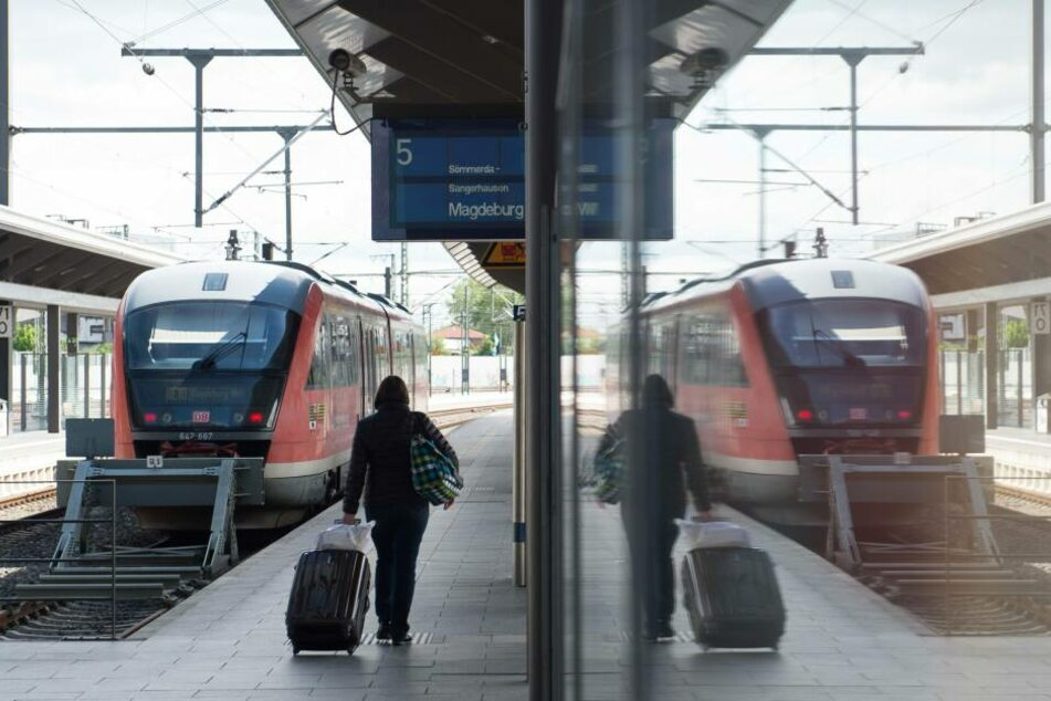 Hauptbahnhof Erfurt bis Sonntag gesperrt