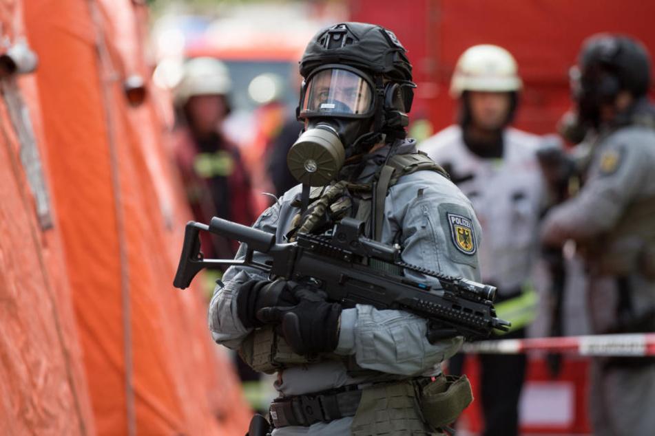 Terror-Übung am Stuttgarter Hauptbahnhof: Polizei trainiert für den Ernstfall. (Symbolbild)