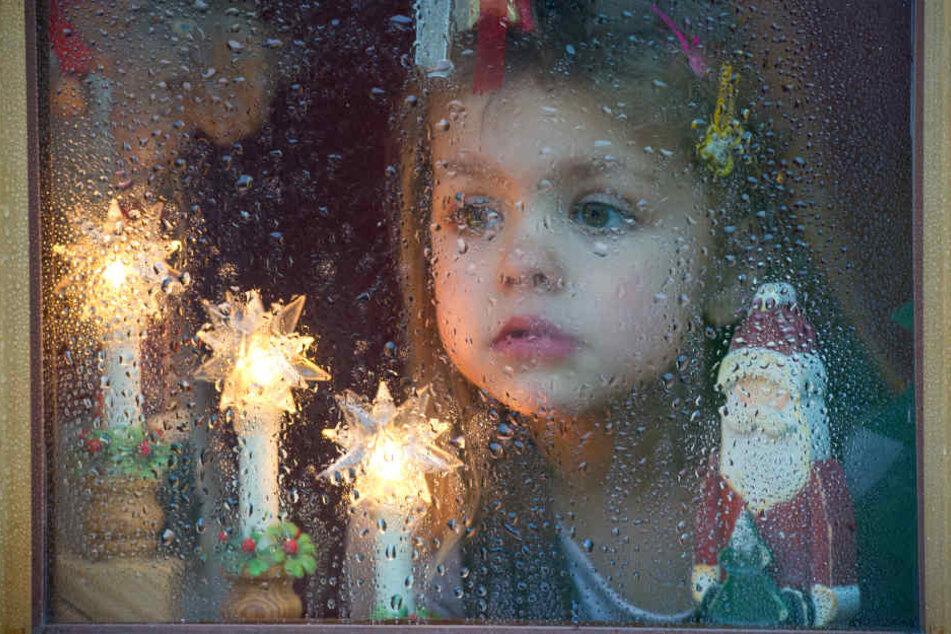 Auf den Blick aus dem Fenster werden viele wohl verzichten wollen (Symbolfoto).