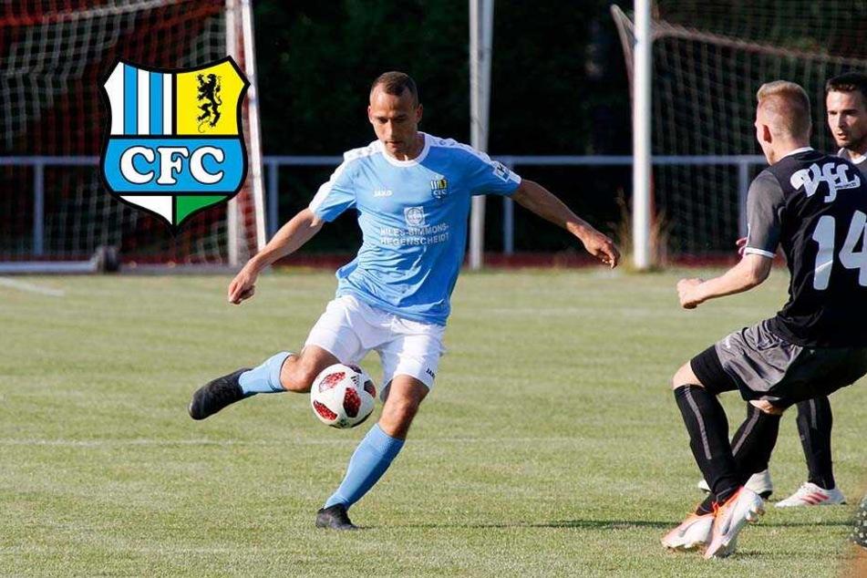 CFC mit 3:0 gegen Pirna! Hoppe mit Doppelpack