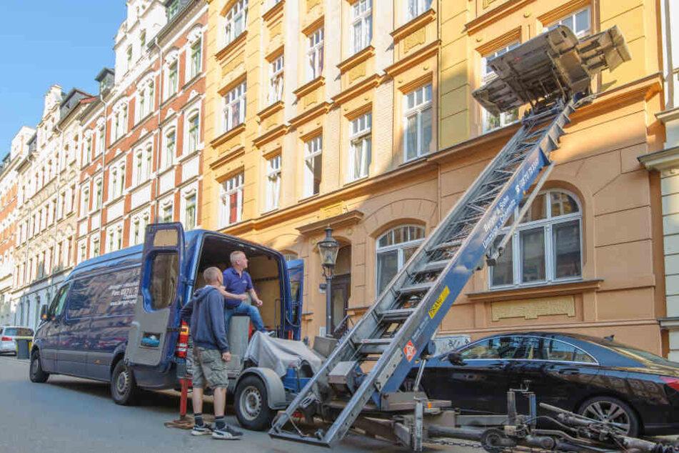 Chemnitz wächst. Allerdings nur, weil immer mehr Menschen in die Stadt ziehen - Deutsche wie Ausländer.
