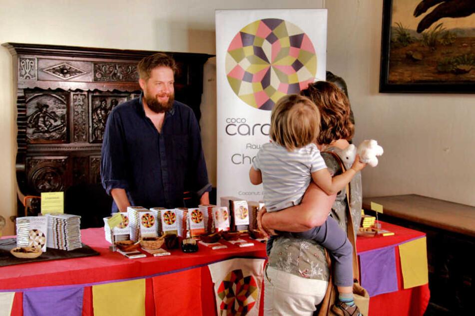 EuroBean Chocolate: Ein Festival zum Dahinschmelzen