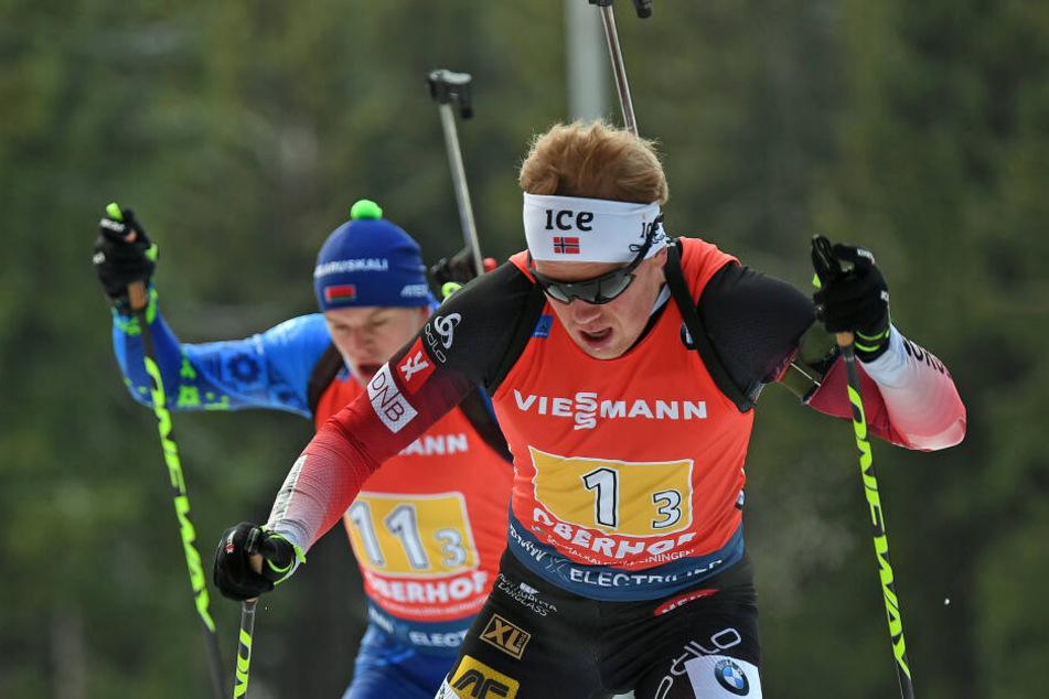 Nach Biathlon-Weltcup in Oberhof: Norweger erheben massive Kritik