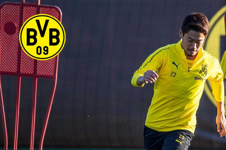 """BVB: """"Sonderfall"""" Kagawa wechselt in die zweite spanische Liga!"""
