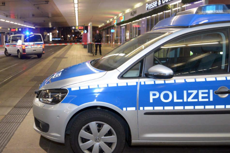 Der Mann wurde von der Polizei in Gewahrsam genommen. (Symbolbild)