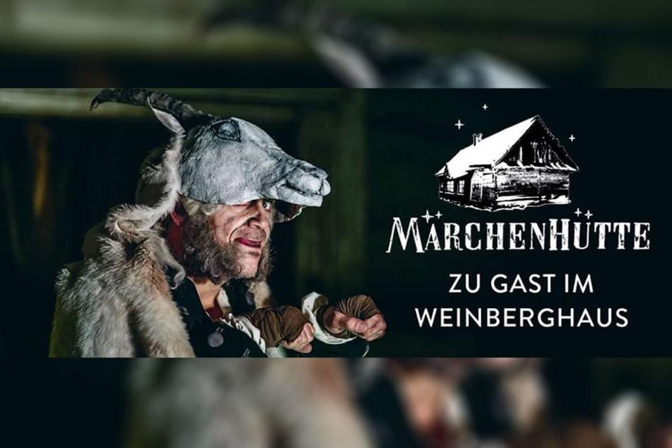 """Görlitz steht 'ne """"Märchenhütte"""": Das Weinberghaus."""