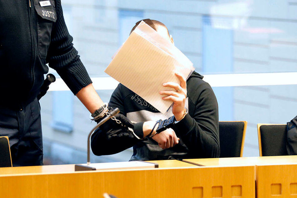 Eric B. (27) kassierte für seine rabiaten Fehltritte drei Jahre Knast.