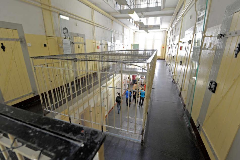 Der frühere Stasi-Knast Bautzen II.