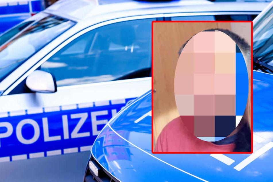 Mit der Veröffentlichung eines Bildes suchte die Polizei nach dem 53-jährigen insulinpflichtigen Mann aus Wilmersdorf. (Bildmontage)