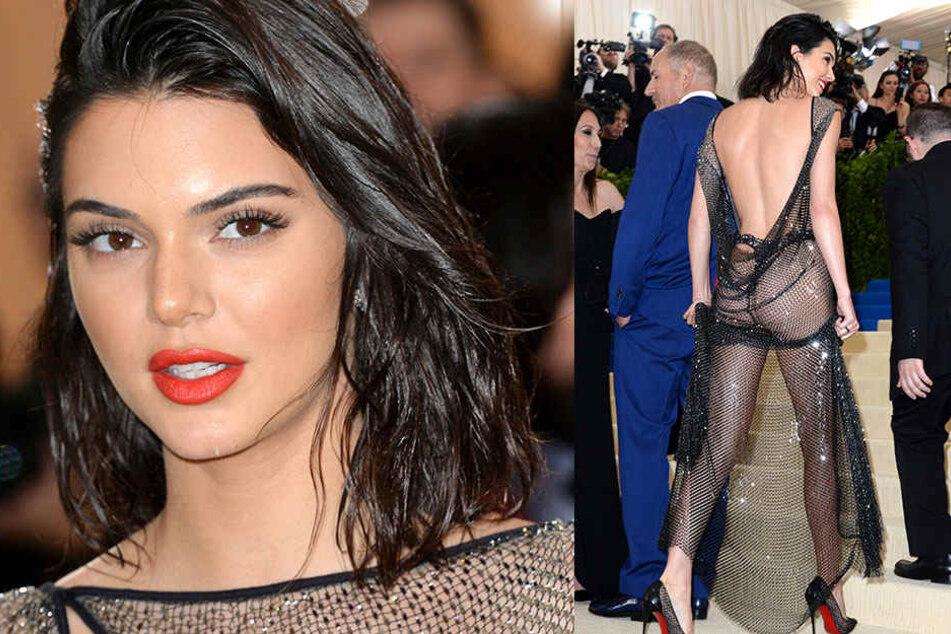 Kendall Jenner ist das bestbezahlte Model auf der Welt.