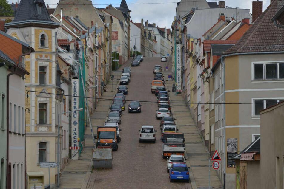 Raserei an der Steilen Wand: Stadtchef prüft Tempo 30 in ganz Meerane