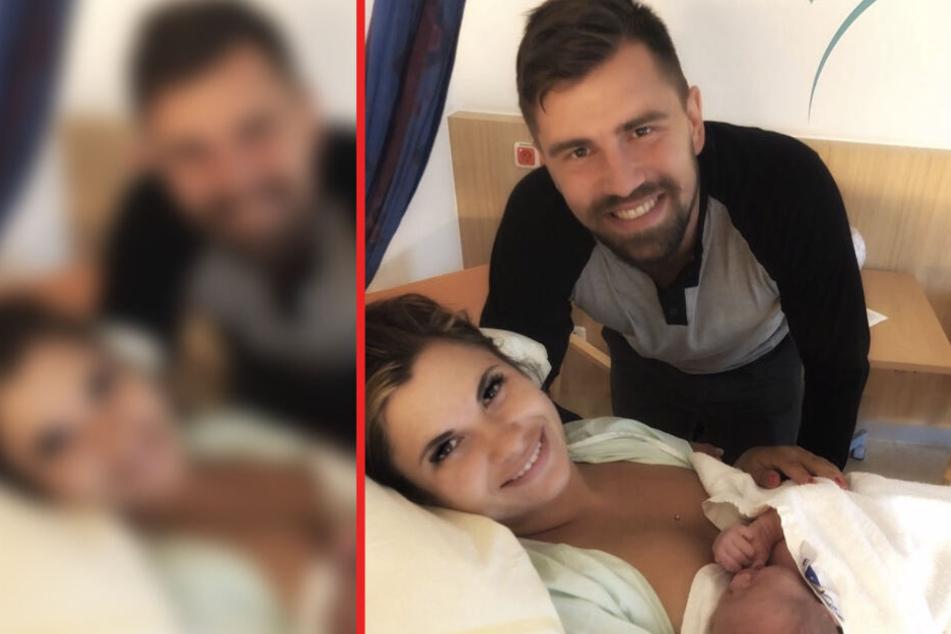 """""""Verstärkung im Kasten!"""" Benny Kirsten und Frau Sarah sind wieder Eltern geworden"""
