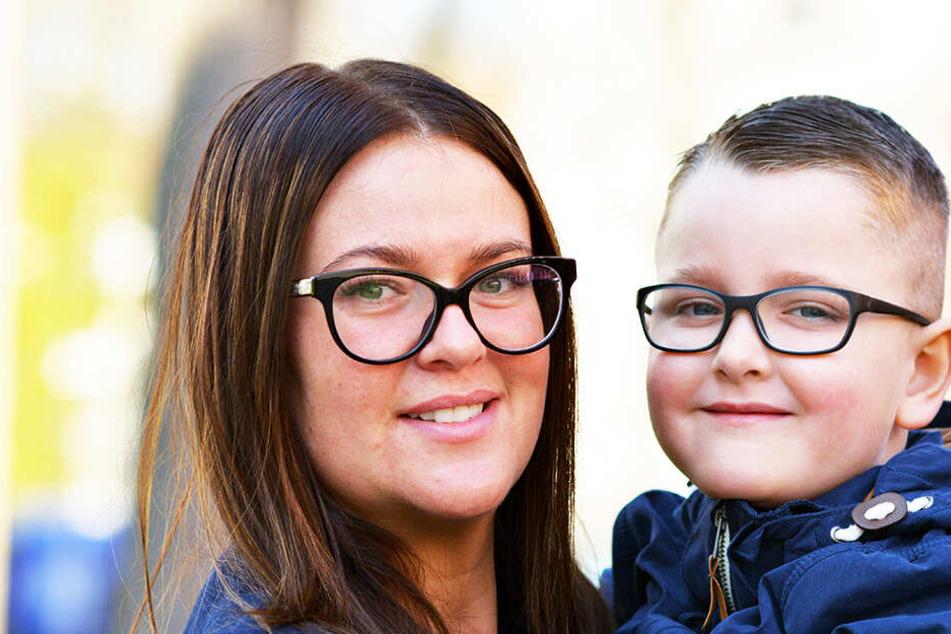 Wer hilft dem kleinen Piet? 5-jähriger Chemnitzer leidet an unheilbarer Krankheit