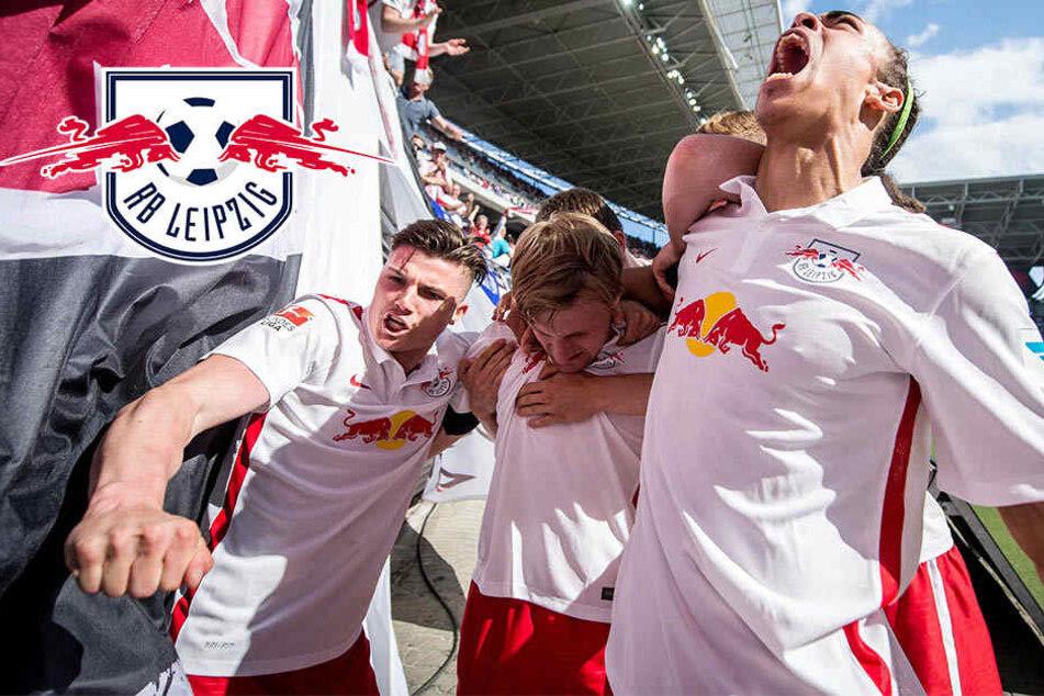 Champions League: Riesiges Losglück für RB Leipzig