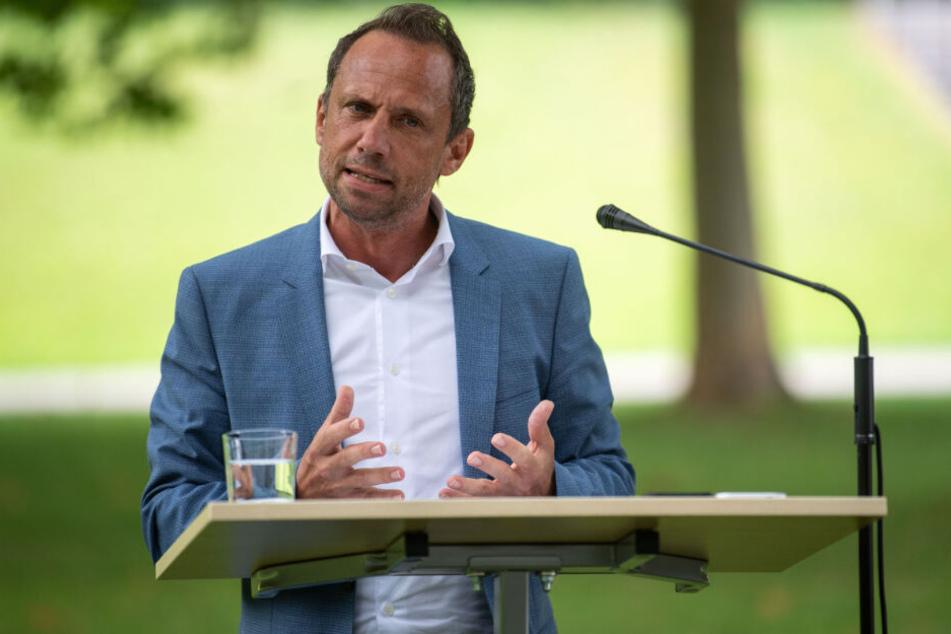 Auch Thorsten Glauber von den Freien Wählern könnte Zwangshaft drohen.