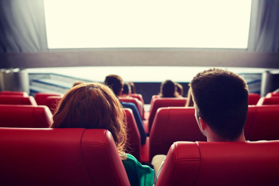 Ein Kinobesuch ist im bundesweiten Vergleich mit durchschnittlich 7,20 Euro pro Ticket am preiswertesten. (Symbolbild)