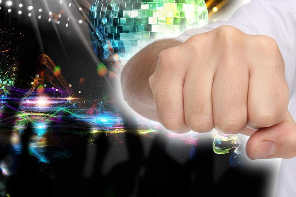 Streit eskaliert: Schlägerei in Diskothek