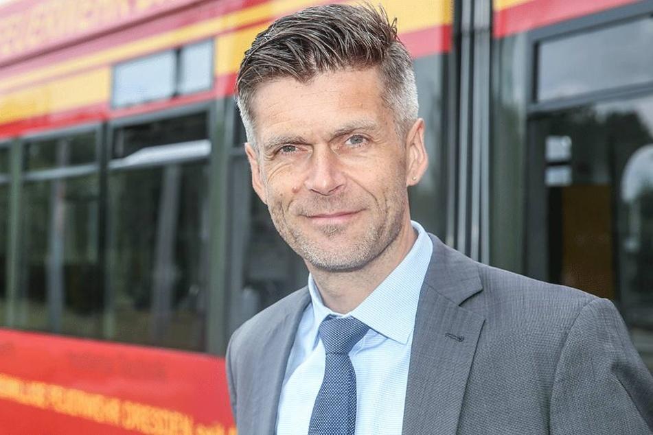 DVB-Chef Lars Seiffert (49).