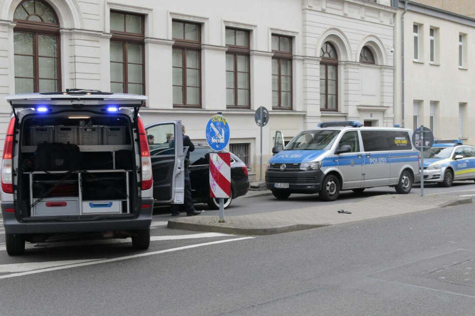 33-Jähriger liefert sich Verfolgungsjagd mit der Polizei durch Leipzig
