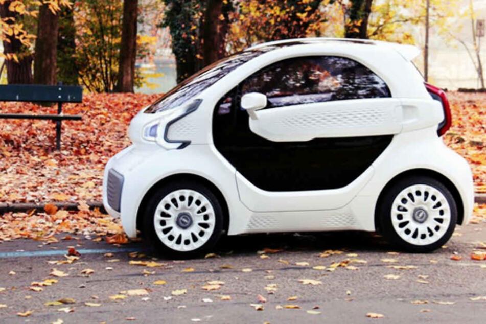 Für weniger als 6000 Euro: Auto aus dem 3D-Drucker bald erhältlich!