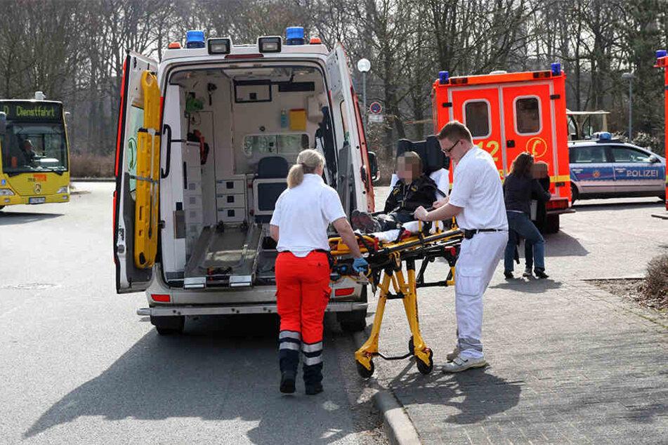 2010 gab es einen Reizgas-Angriff auf die Gesamtschule Brackwede. Über 100 Schüler wurden verletzt.