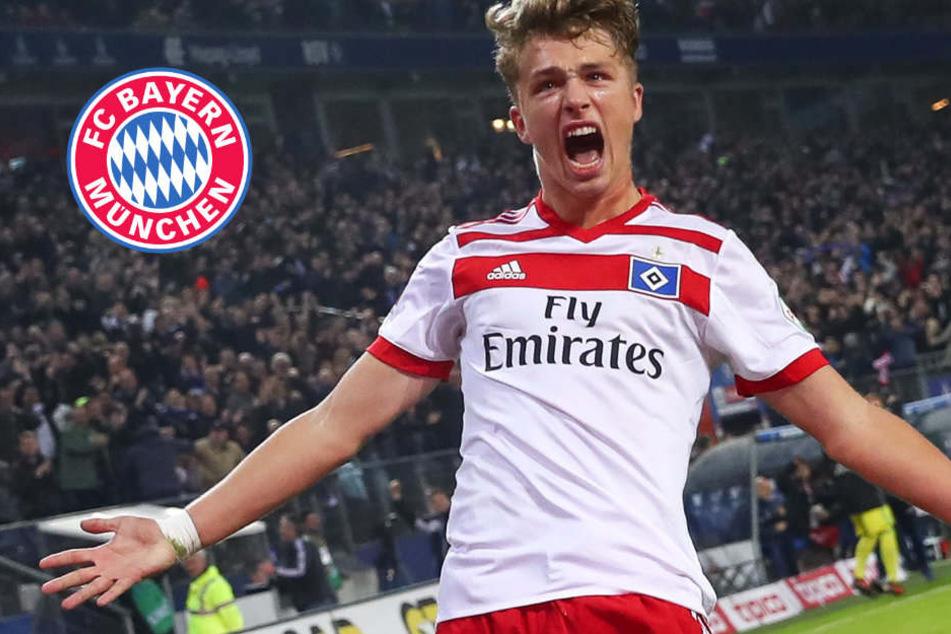 Frage des Geldes: Arp schon in diesem Sommer zum FC Bayern?
