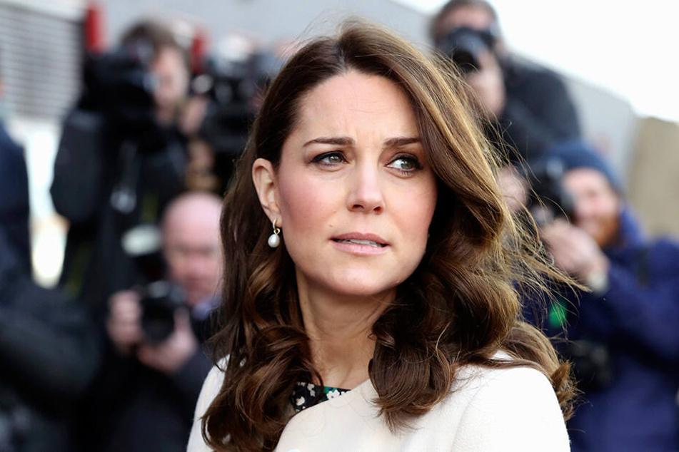 Steht Kate im Fadenkreuz von Terroristen?