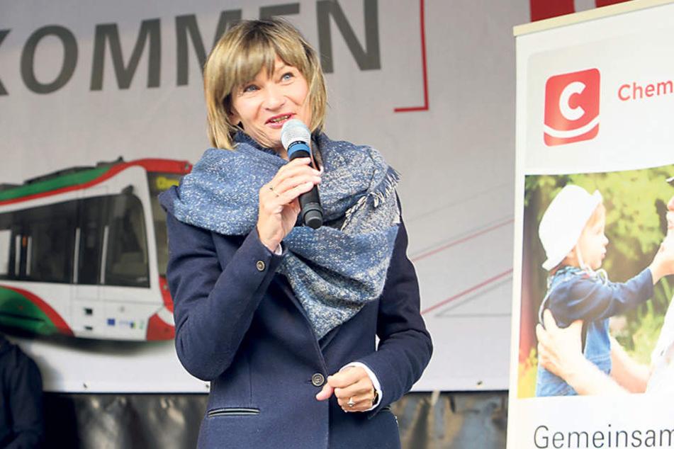 OB Barbara Ludwig (54, SPD).