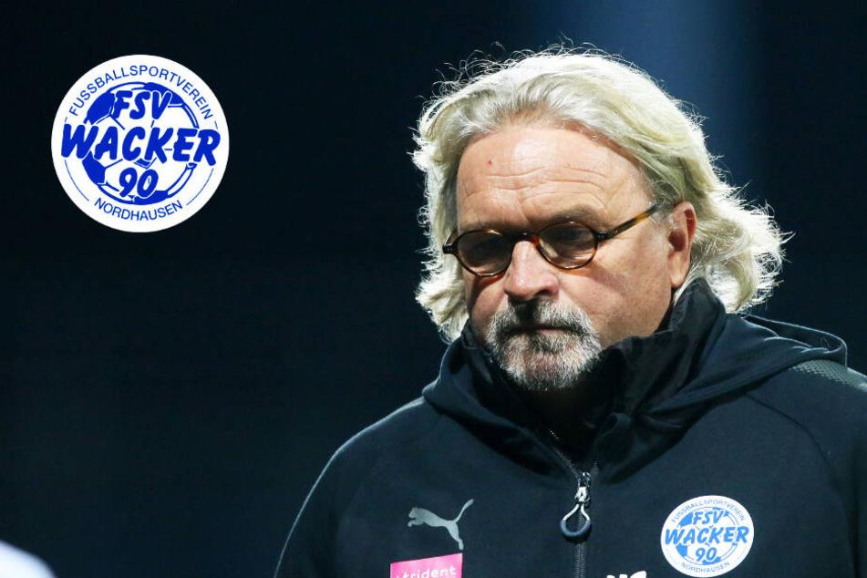 Nicht nur Spieler warten auf Gehalt! Wacker Nordhausen will trotz Millionen-Schulden keine Insolvenz