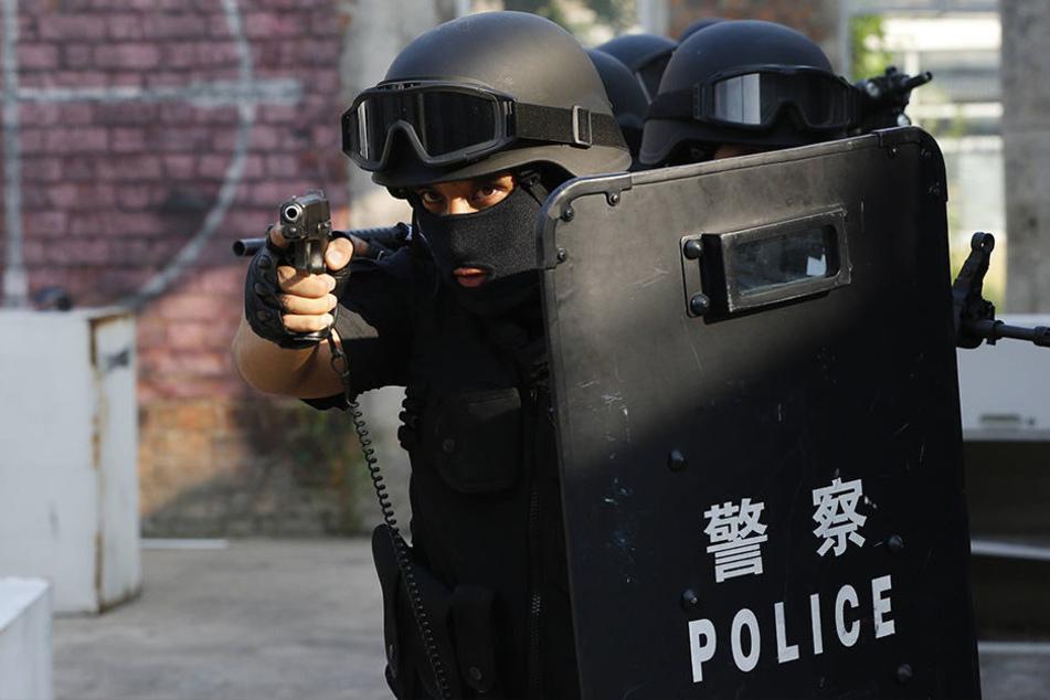 In China wurden elf Kinder von einem Mann angegriffen. (Symbolbild)