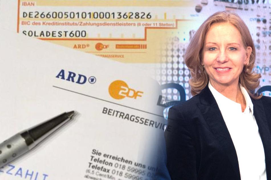 RBB-Intendantin Patricia Schlesinger will die Beiträge erhöhen.