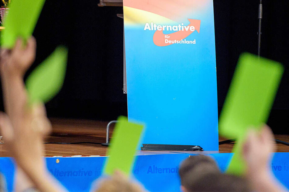Neue Mitglieder der Saarland-AfD sollen vorher einen Intelligenztest gemacht haben.