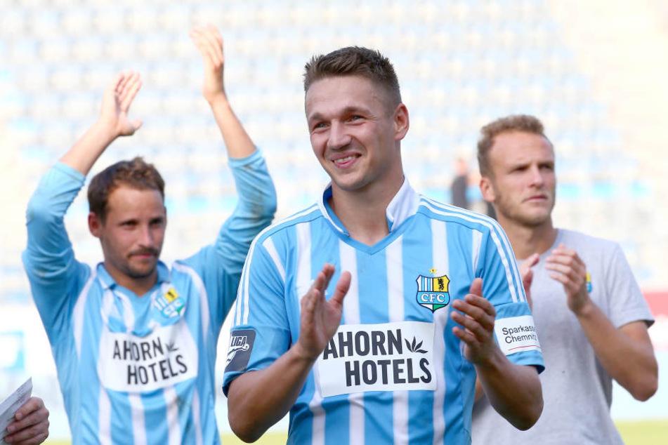 Daniel Frahn fällt in Düsseldorf aus.