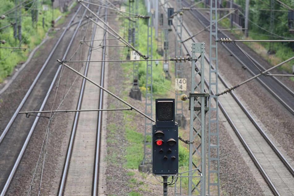 Als die Polizei einen der Diebe stellte, lagen bereits mehrere Signalkabel neben den Gleisen zum Abtransport bereit. (Symbolbild)