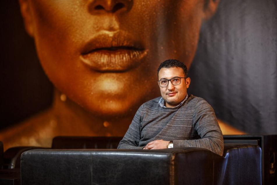 Amin Lachgar (35) hat den Kiezklub ins LOBO verwandelt.