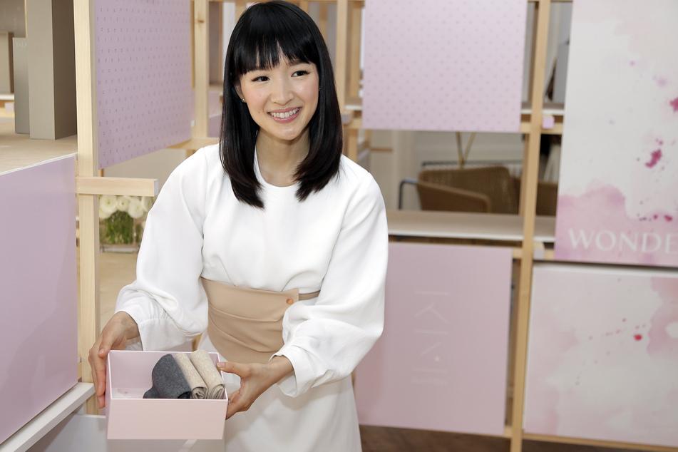 Marie Kondo, Autorin und Aufräumexpertin aus Japan.
