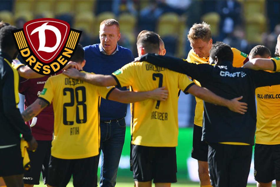 "Dynamos Walpurgis stolz trotz 0:1: ""Spiel auf Messers Schneide"""