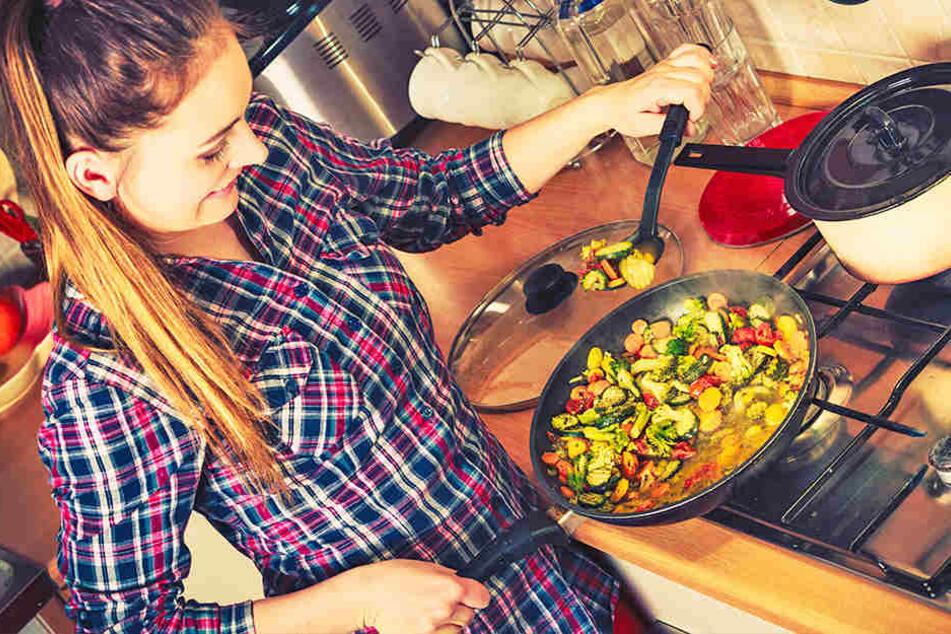 Wer selber kocht weiß auch genau, welche Zutaten im Essen stecken.