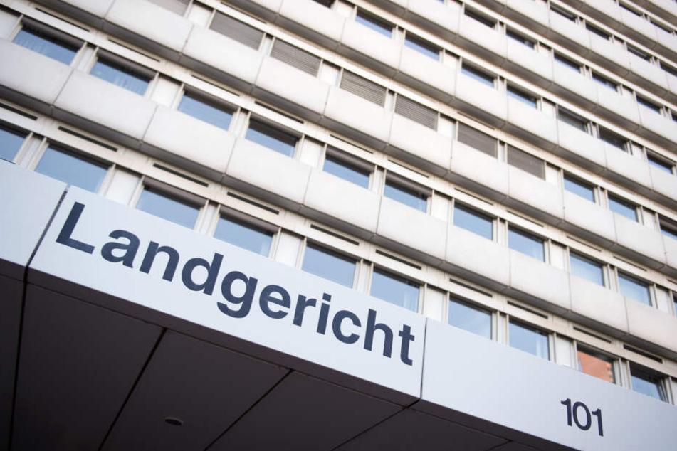 Das Landgericht und Amtsgericht in Köln.