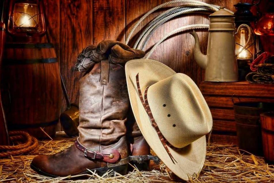 """Beim """"Cowboy und Indianer""""-Spiel verletzte ein Vater seinen 13-jährigen Sohn."""