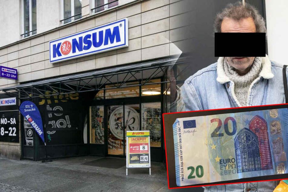 """Dieser Dresdner wollte mit """"Geldscheinen"""" aus dem Drucker zahlen!"""